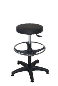 Stools and stand-up seats, polyurethane